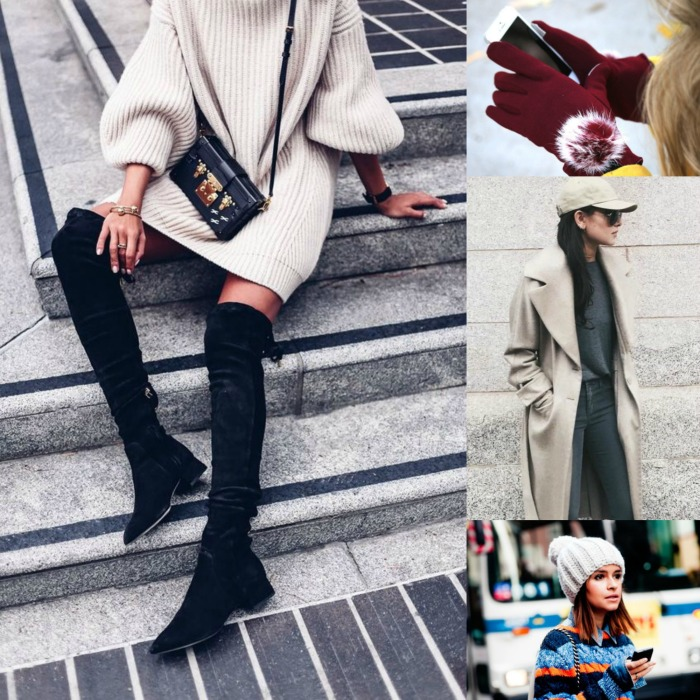 Chic Cold Weather / Snow Essentials